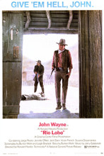 This is an image of Vintage Reproduction of Rio Lobo 297027