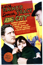 This is an image of Vintage Reproduction of Big City 296940