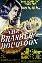 This is an image of Vintage Reproduction of The Brasher Doubloon 297055