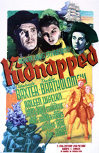 This is an image of Vintage Reproduction of Kidnapped 1938 297658