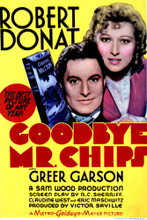 This is an image of Vintage Reproduction of Goodbye, Mr. Chips 297061