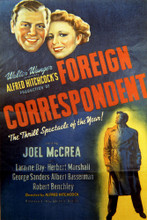This is an image of Vintage Reproduction of Foreign Correspondent 297098