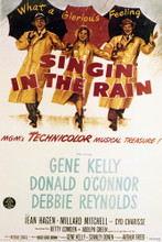 This is an image of Vintage Reproduction of Singin' in the Rain 297106