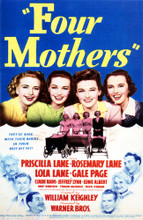 This is an image of Vintage Reproduction of Four Mothers 297677