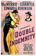 This is an image of Vintage Reproduction of Double Indemnity 297287
