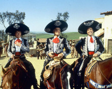 This is an image of Photograph & Poster of Three Amigos 257455