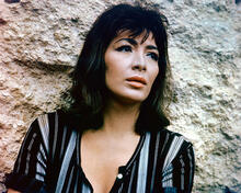 This is an image of Photograph & Poster of Juliette Greco 258557