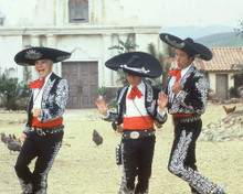 This is an image of Photograph & Poster of Three Amigos 257453