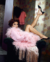 This is an image of Photograph & Poster of Anouk Aimee 266632