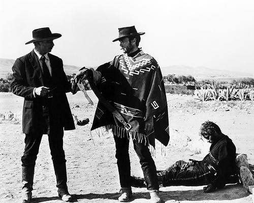 This is an image of Photograph & Poster of For a Few Dollars More 198844
