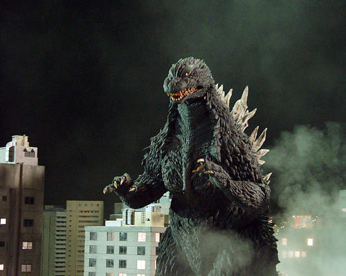 This is an image of Photograph & Poster of Godzilla: Tokyo S.O.S. 290674