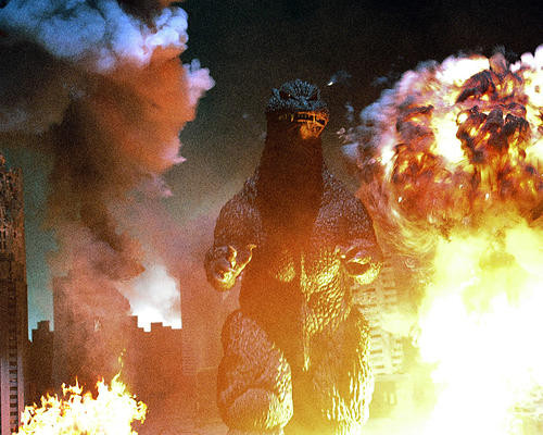 This is an image of Photograph & Poster of Godzilla: Tokyo S.O.S. 290705