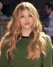 This is an image of Photograph & Poster of Chloe Grace Moretz 295976