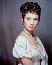 This is an image of Photograph & Poster of Jean Simmons 296132