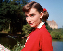 This is an image of Photograph & Poster of Audrey Hepburn 298128