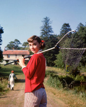 This is an image of Photograph & Poster of Audrey Hepburn 298183