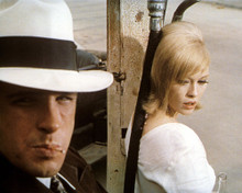 This is an image of Photograph & Poster of Bonnie and Clyde 298231