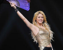 This is an image of Photograph & Poster of Shakira 285743