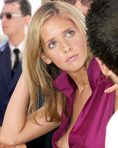 This is an image of Photograph & Poster of Sarah Michelle Gellar 285770
