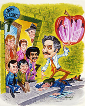 This is an image of Photograph & Poster of Barney Miller 285647