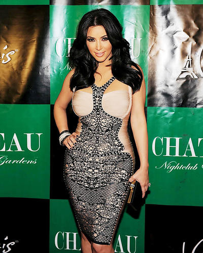 This is an image of Photograph & Poster of Kim Kardashian 286032