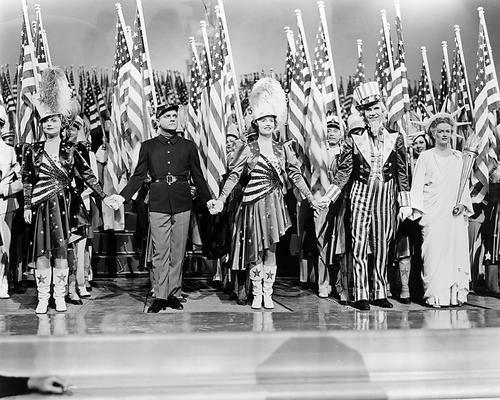 This is an image of Photograph & Poster of Yankee Doodle Dandy 196468
