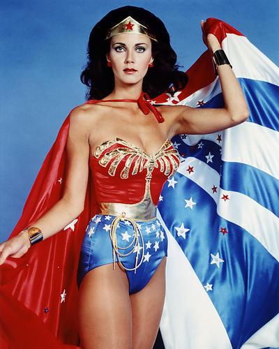 This is an image of Photograph & Poster of Lynda Carter 286159