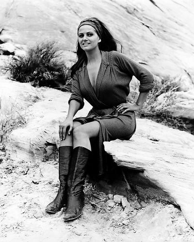 This is an image of Photograph & Poster of Claudia Cardinale 195876