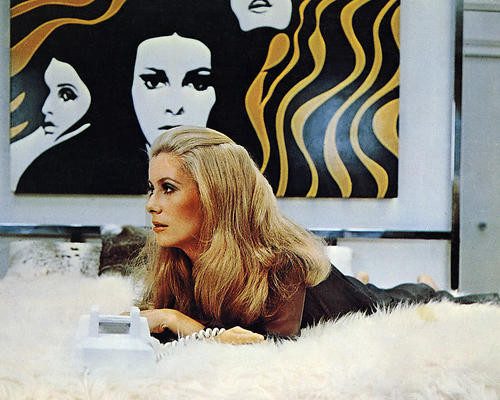 This is an image of Photograph & Poster of Catherine Deneuve 286164