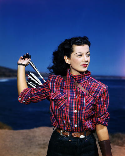 This is an image of Photograph & Poster of Gail Russell 286345