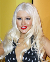 This is an image of Photograph & Poster of Christina Aguilera 286225