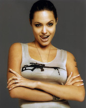 This is an image of Photograph & Poster of Angelina Jolie 286277