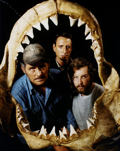 This is an image of Photograph & Poster of Jaws 286298