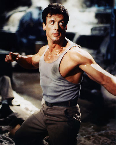 This is an image of Photograph & Poster of Sylvester Stallone 286396