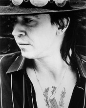 This is an image of Photograph & Poster of Stevie Ray Vaughan 196480