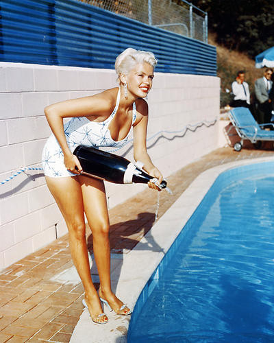 This is an image of Photograph & Poster of Jayne Mansfield 286419