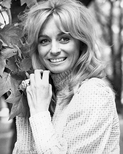 This is an image of Photograph & Poster of Suzy Kendall 196026