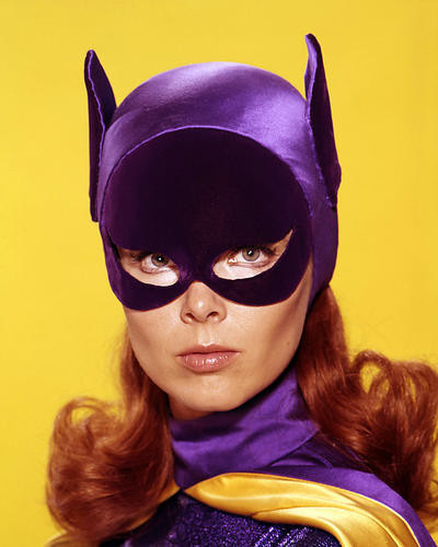 This is an image of Photograph & Poster of Yvonne Craig 286798