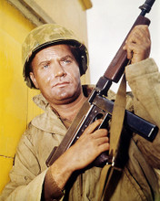 This is an image of Photograph & Poster of Vic Morrow 286805