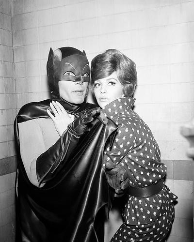 This is an image of Photograph & Poster of Batman 196202