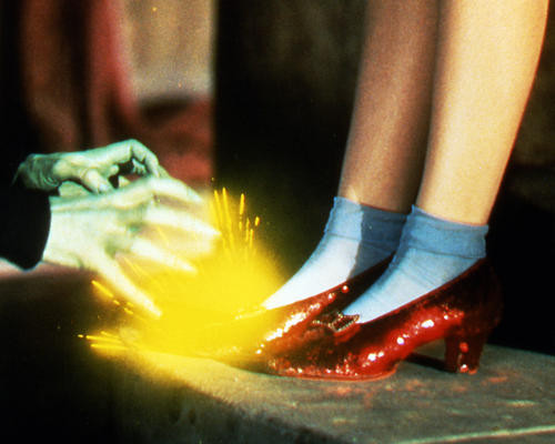 This is an image of Photograph & Poster of The Wizard of Oz 286835