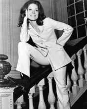 This is an image of Photograph & Poster of Diana Rigg 196162