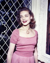 This is an image of Photograph & Poster of Lauren Bacall 286513