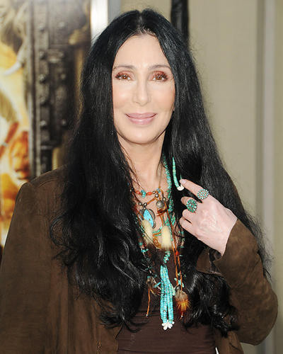 This is an image of Photograph & Poster of Cher 286744
