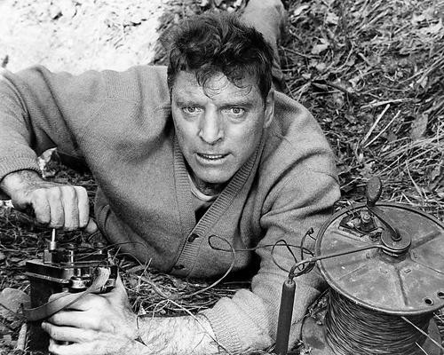 This is an image of Photograph & Poster of Burt Lancaster 196102