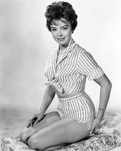 This is an image of Photograph & Poster of Janet Munro 196120