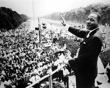 This is an image of Photograph & Poster of Martin Luther King 196373
