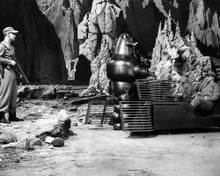This is an image of Photograph & Poster of Forbidden Planet 196390