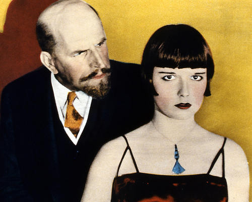 This is an image of Photograph & Poster of Louise Brooks 287153