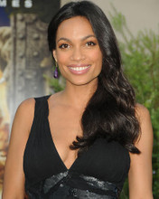 This is an image of Photograph & Poster of Rosario Dawson 287385